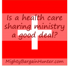 Is a health care sharing ministry a good deal?