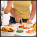 Ten benefits of eating at home