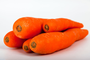 save money getting big carrots