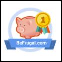 Rebate site Be Frugal