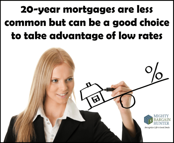 20-year mortgage